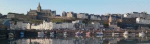 bord de mer bretagne villes et littoraux gestion des risques cotiers