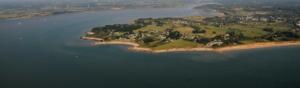 Cote maritime Bretagne risques côtiers submersion mer