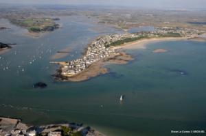 combrit-ile-tudy-vue-ciel-village-port-risques-cotiers