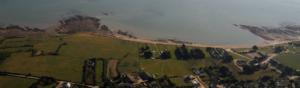 les enjeux humains et les aménagements des côtes maritimes en Bretagne