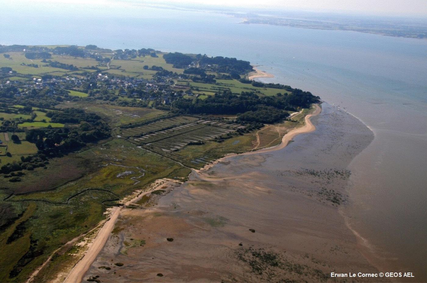 penestin-bretagne-maree-erosion-submersion-risques-cotiers
