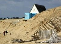 photographie dune et maison guidel dune du pouldu