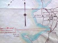 plan de l'ile d'Arz