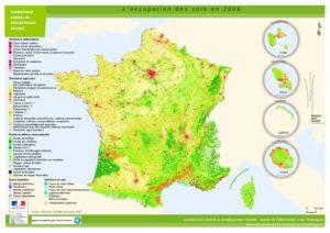 schéma sources occupation des sols