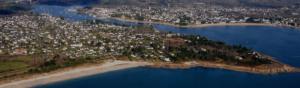 photographie aérienne côte bretonne démarche évalutation