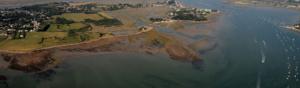 vue aérienne zone maritime plan de prévention